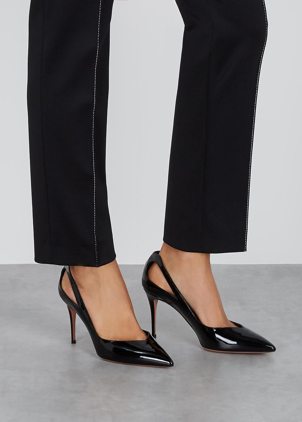 ee23b0076ef Women s Designer Pumps - Leather