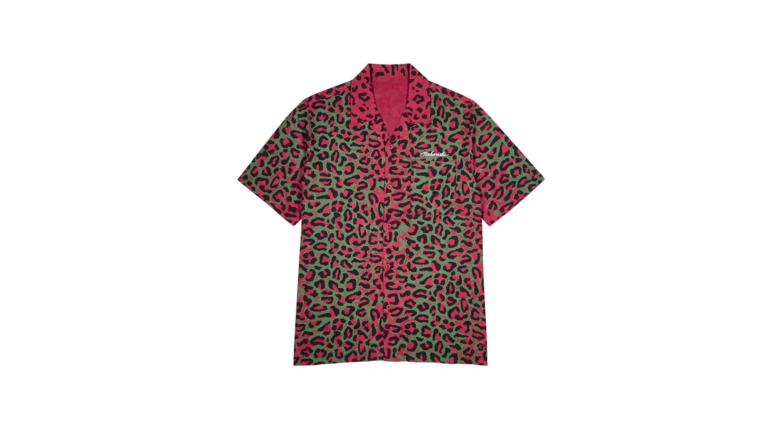 0dfefc11dfa0c9 maharishi Leopard-print silk-twill shirt - Harvey Nichols
