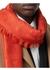 Monogram silk wool jacquard large square scarf - Burberry
