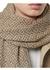 Monogram print lightweight cashmere scarf - Burberry