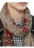 Horseferry print cotton silk large square scarf - Burberry