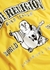 Yellow printed cotton T-shirt - True Religion