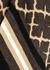 K Bym Tonal brown wool-blend poncho - BY MALENE BIRGER