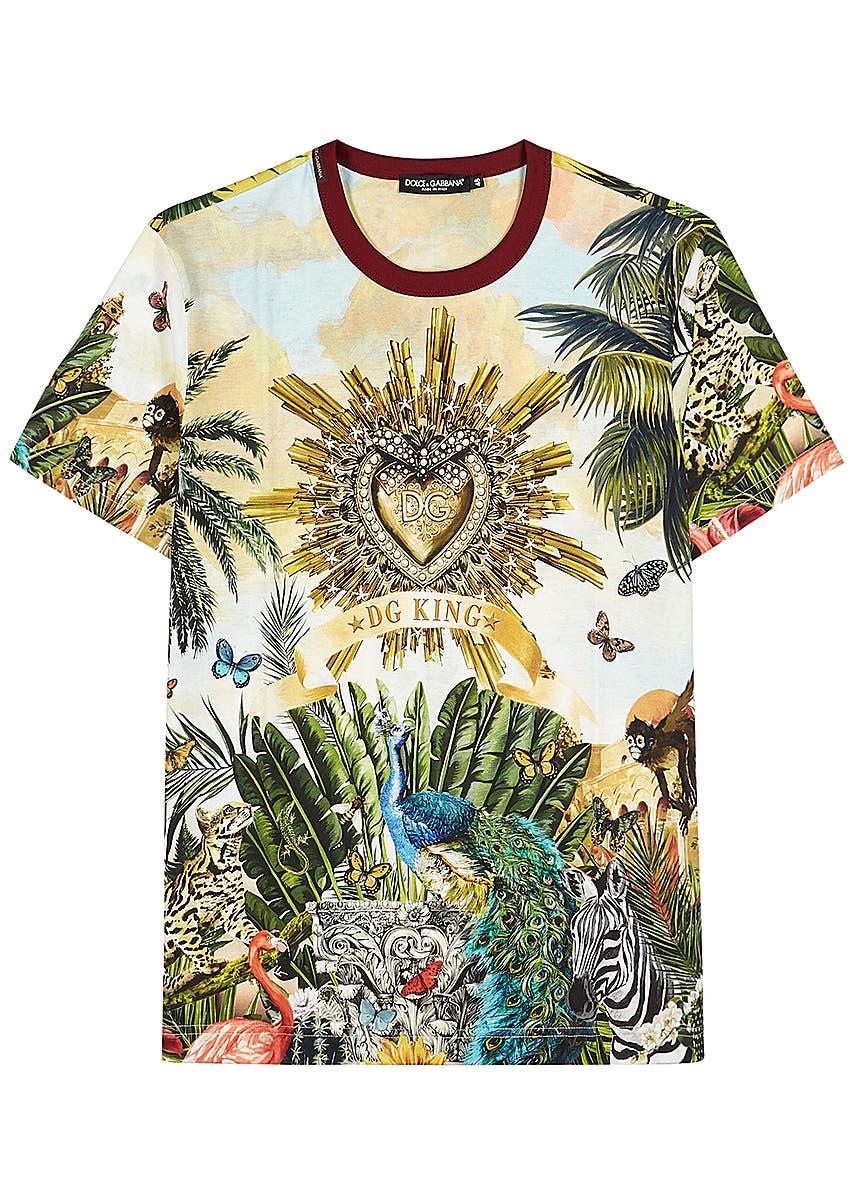 d0efd1a6b Men's Designer T-Shirts - Luxury Brands - Harvey Nichols