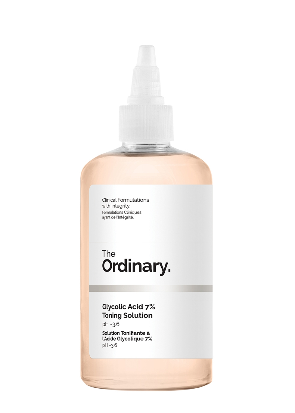 Glycolic Acid 7% Toning Solution 240ml by The Ordinary