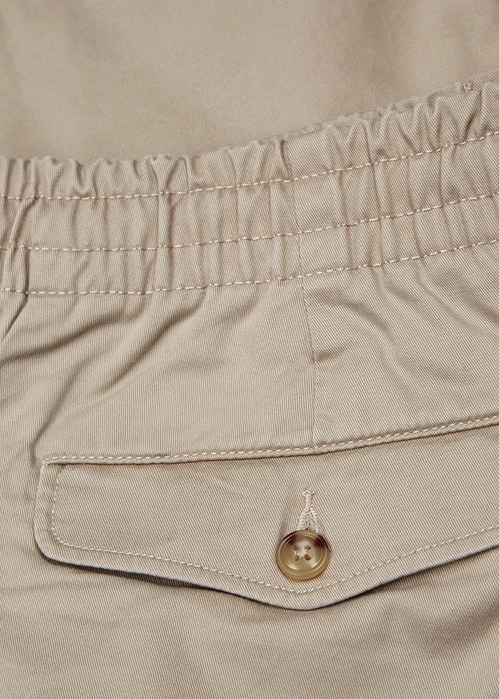 Sand stretch-cotton shorts - Polo Ralph Lauren