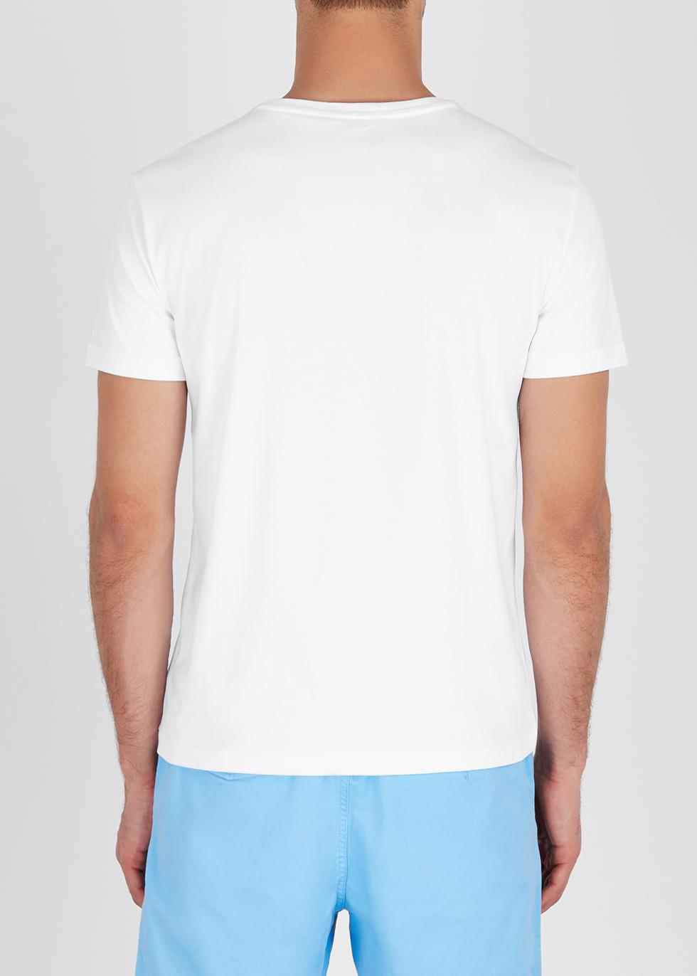 White Pima cotton T-shirt - Polo Ralph Lauren