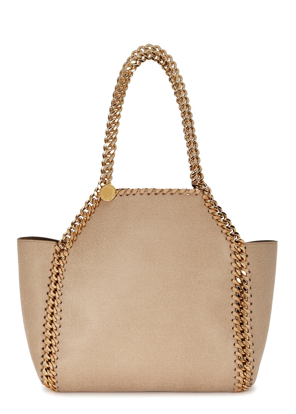 Falabella mini reversible top handle bag - Stella McCartney