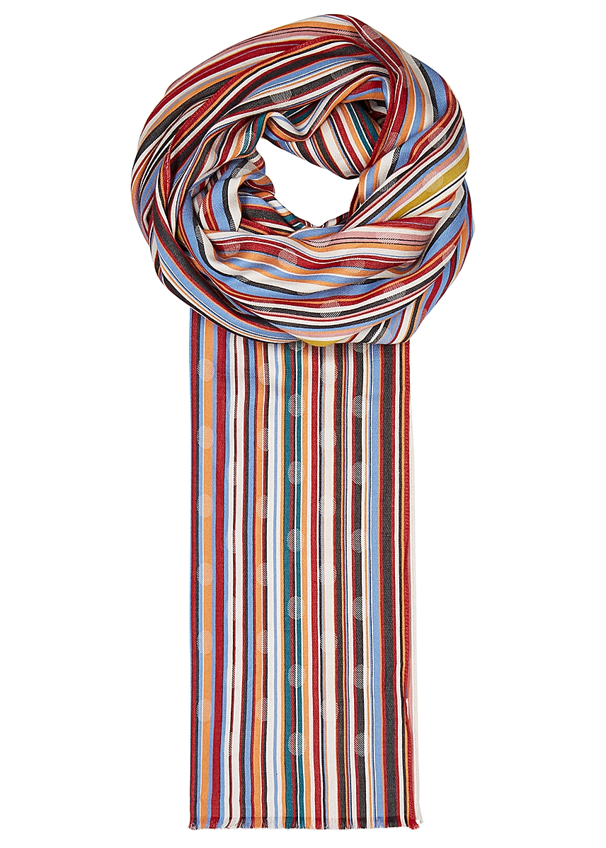 7a11fd765 Men's Designer Scarves and Accessories - Harvey Nichols