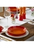 Stoneware dinner plate 27cm white - Le Creuset