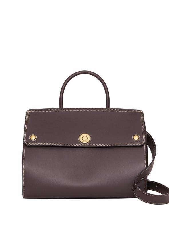 Small leather elizabeth bag Small leather elizabeth bag. Runway. Burberry d117e7566a050