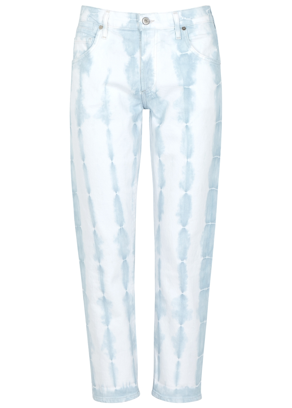 Emerson tie-dye slim-leg jeans - Citizens of Humanity
