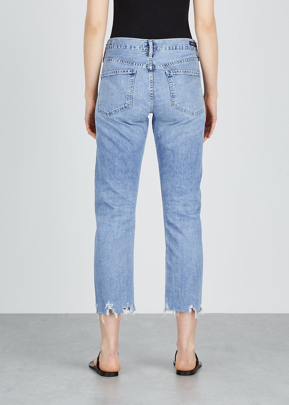 Emerson blue slim-leg jeans - Citizens of Humanity