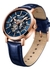 Rotary mens rose gold pvd greenwich skeleton - Rotary Watches