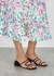 Lola 50 PVC sandals - BY FAR