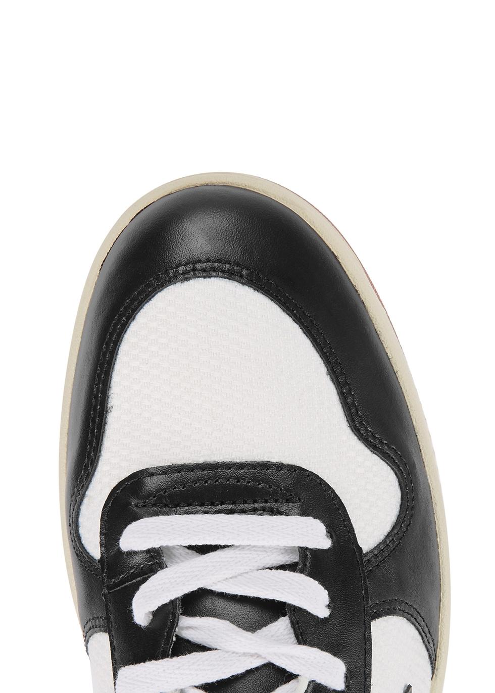 Bastille V-10 leather trainers - Veja