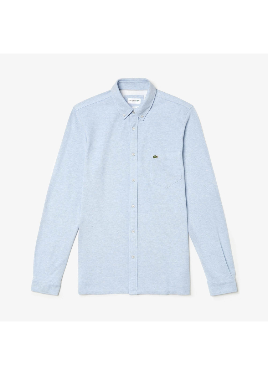 e17ab45eb943 Lacoste - mens long sleeves woven shirt ...