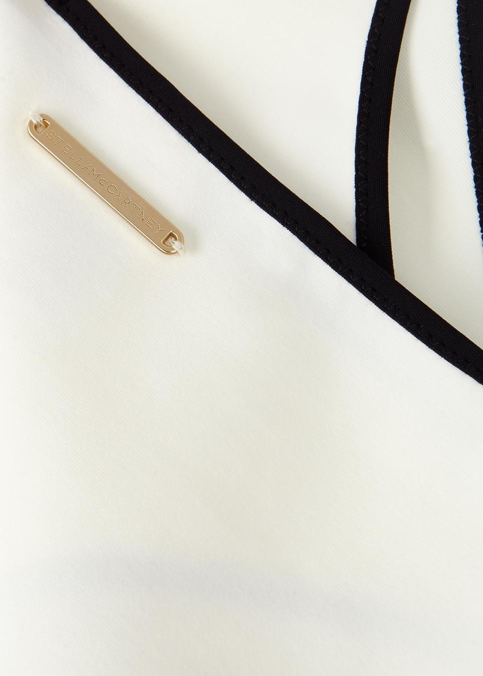 Monochrome bikini briefs - Stella McCartney