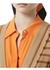 Rope silk wool jacquard v-neck cardigan - Burberry