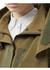 Detachable hood cotton silk twill jacket - Burberry