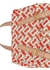The medium rucksack in monogram print nylon - Burberry