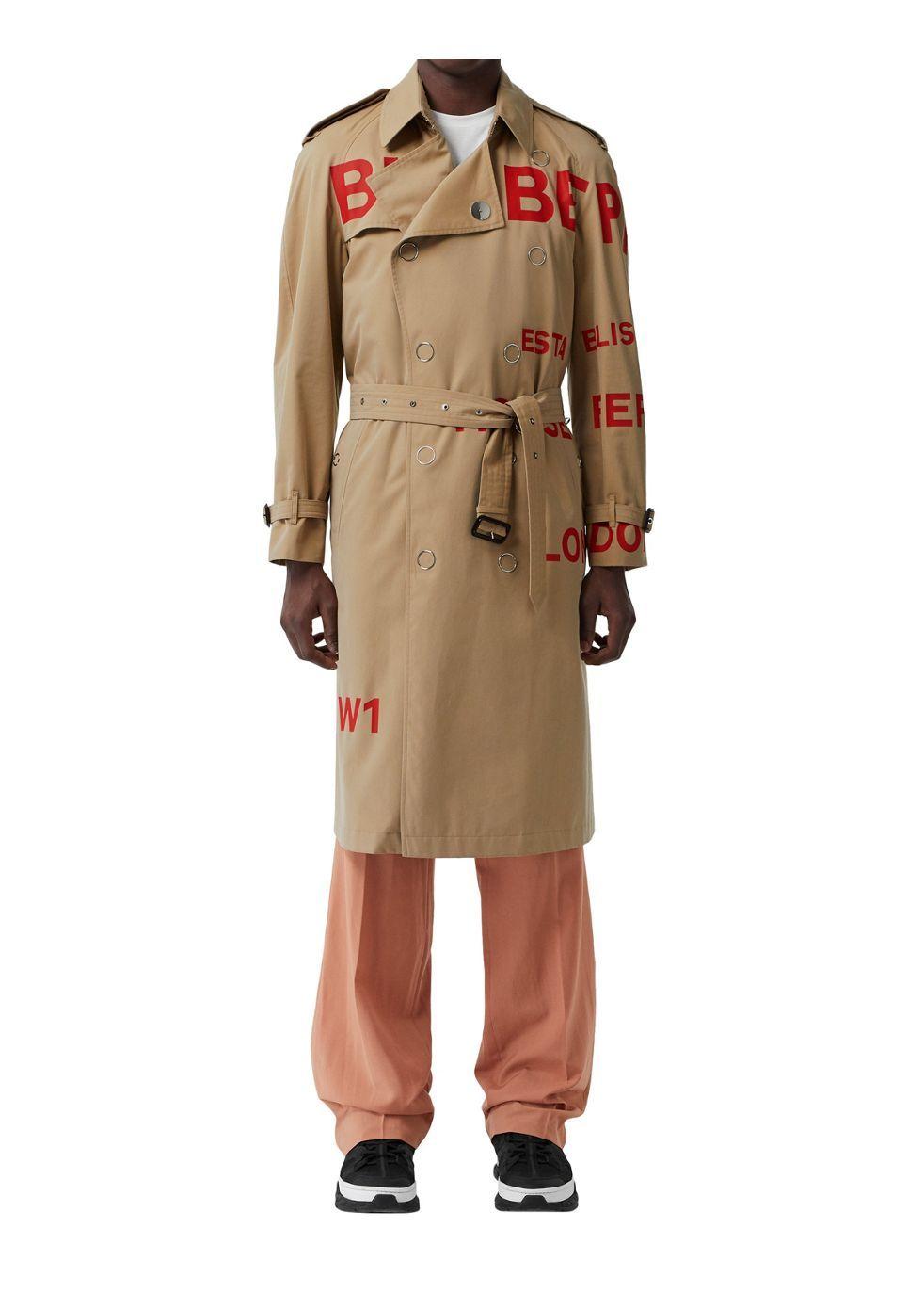 0ff8e463672a Burberry Coats - Mens - Harvey Nichols