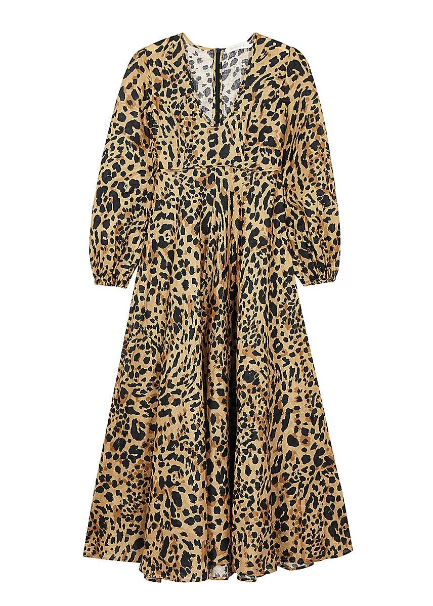 f794640b9b00 Designer Printed Dresses - Floral Dresses - Harvey Nichols