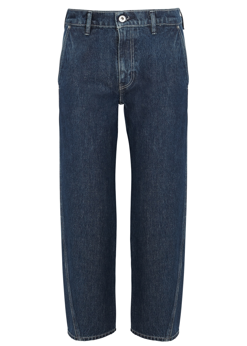 Field indigo straight-leg jeans - Levi's Made & Crafted
