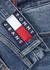 Blue slim-leg jeans - Tommy Jeans