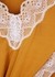 Your Eyes gold satin cami - Free People
