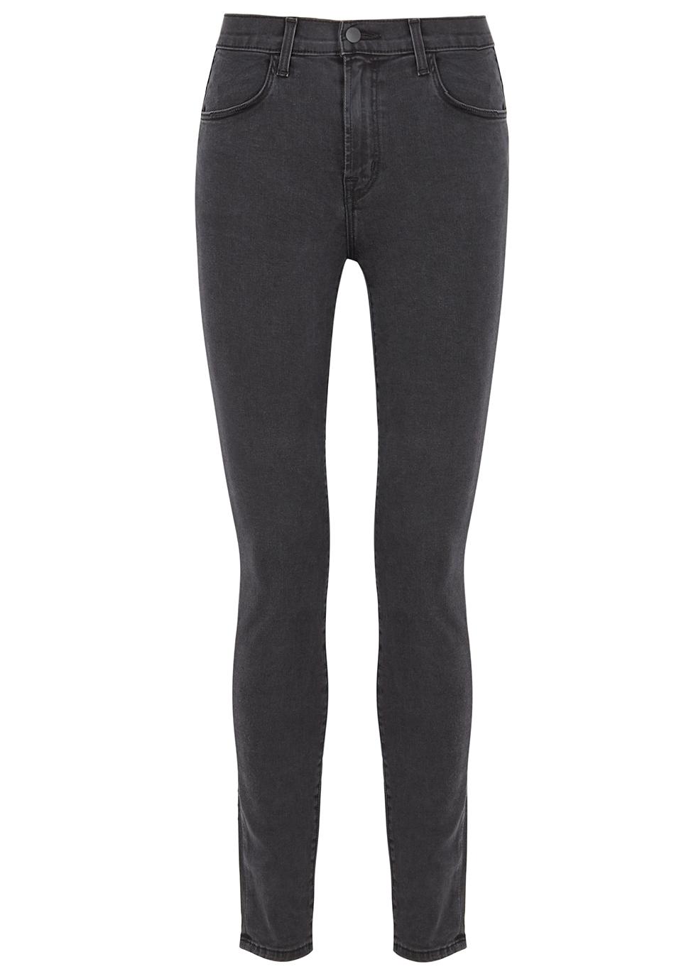 Maria black denim jeans