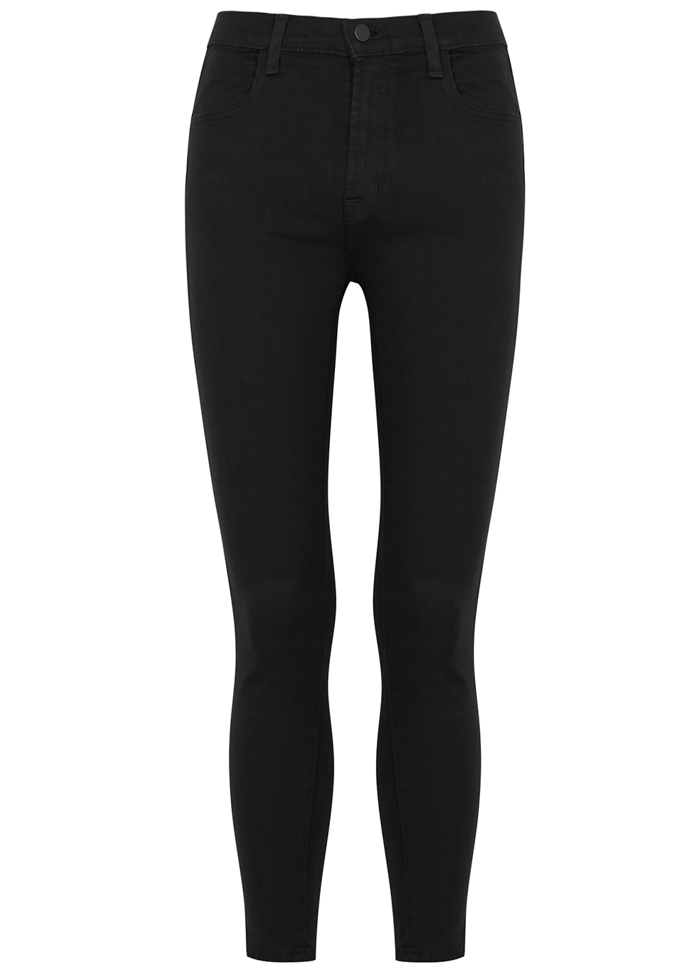 Alana black skinny jeans