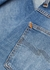 Lean Dean light blue slim-leg jeans - Nudie Jeans
