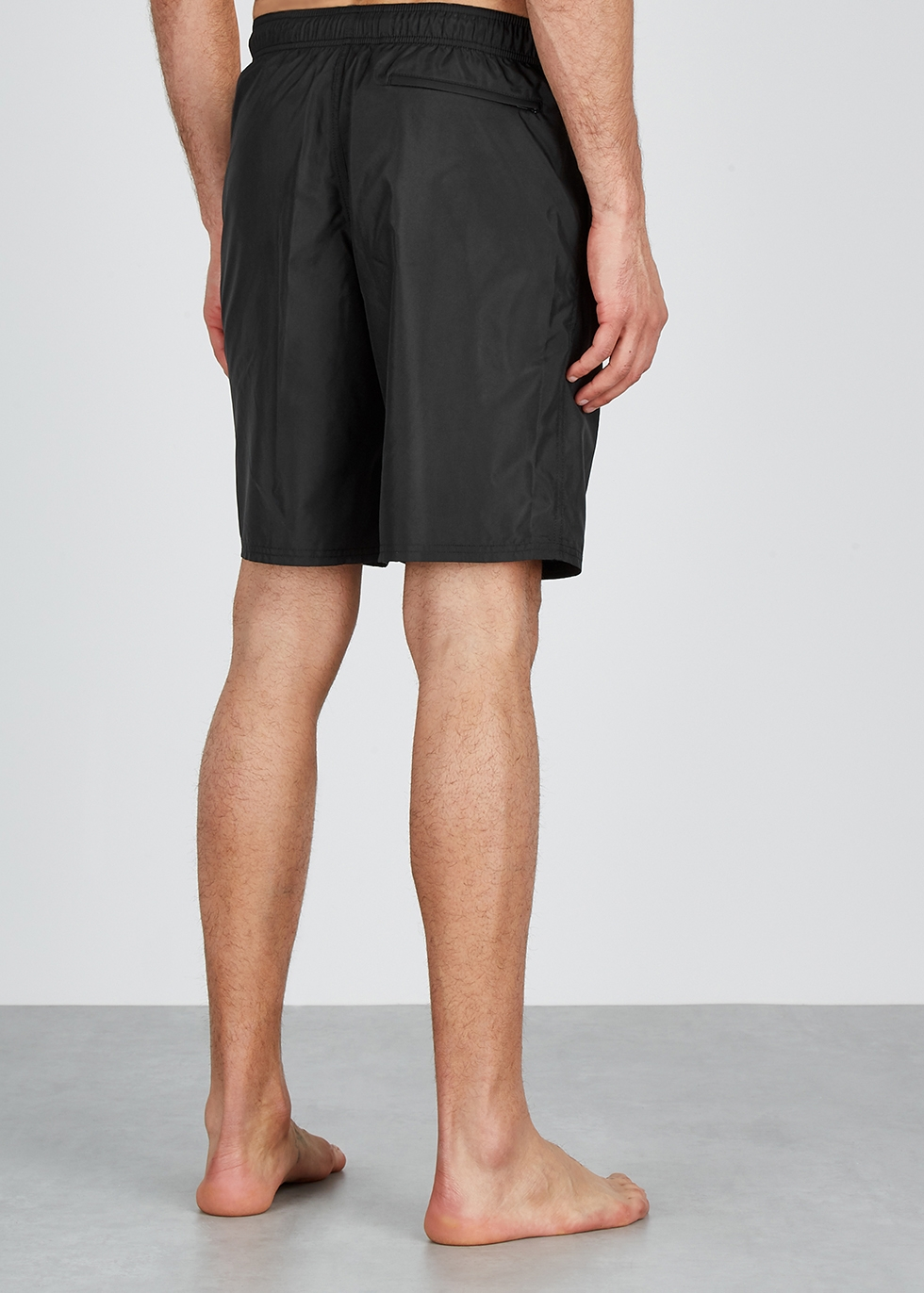 Black logo swim shorts - Givenchy
