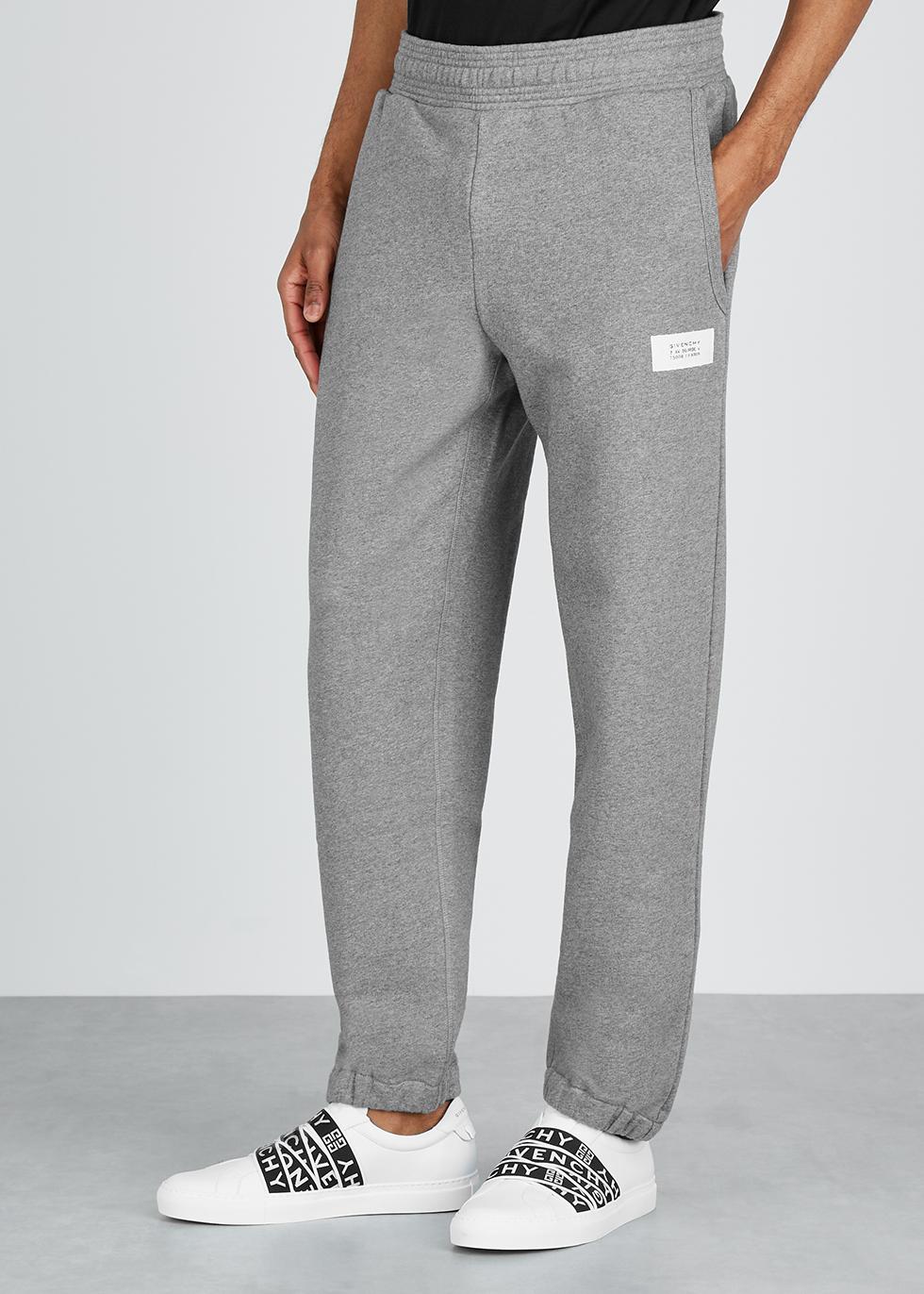Grey cotton sweatpants - Givenchy