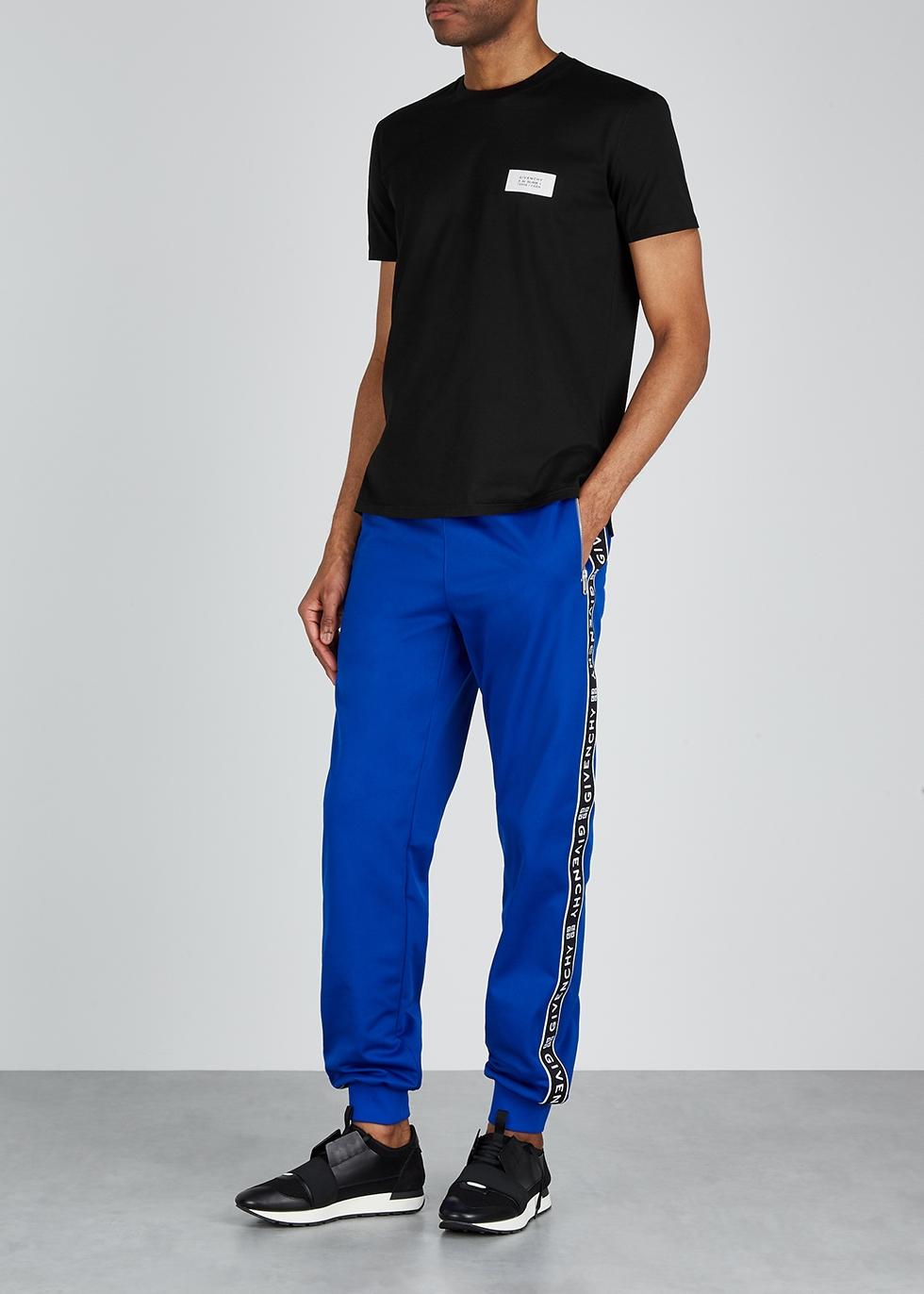 Black cotton T-shirt - Givenchy
