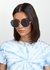 1009 C4 oversized sunglasses - Linda Farrow Luxe