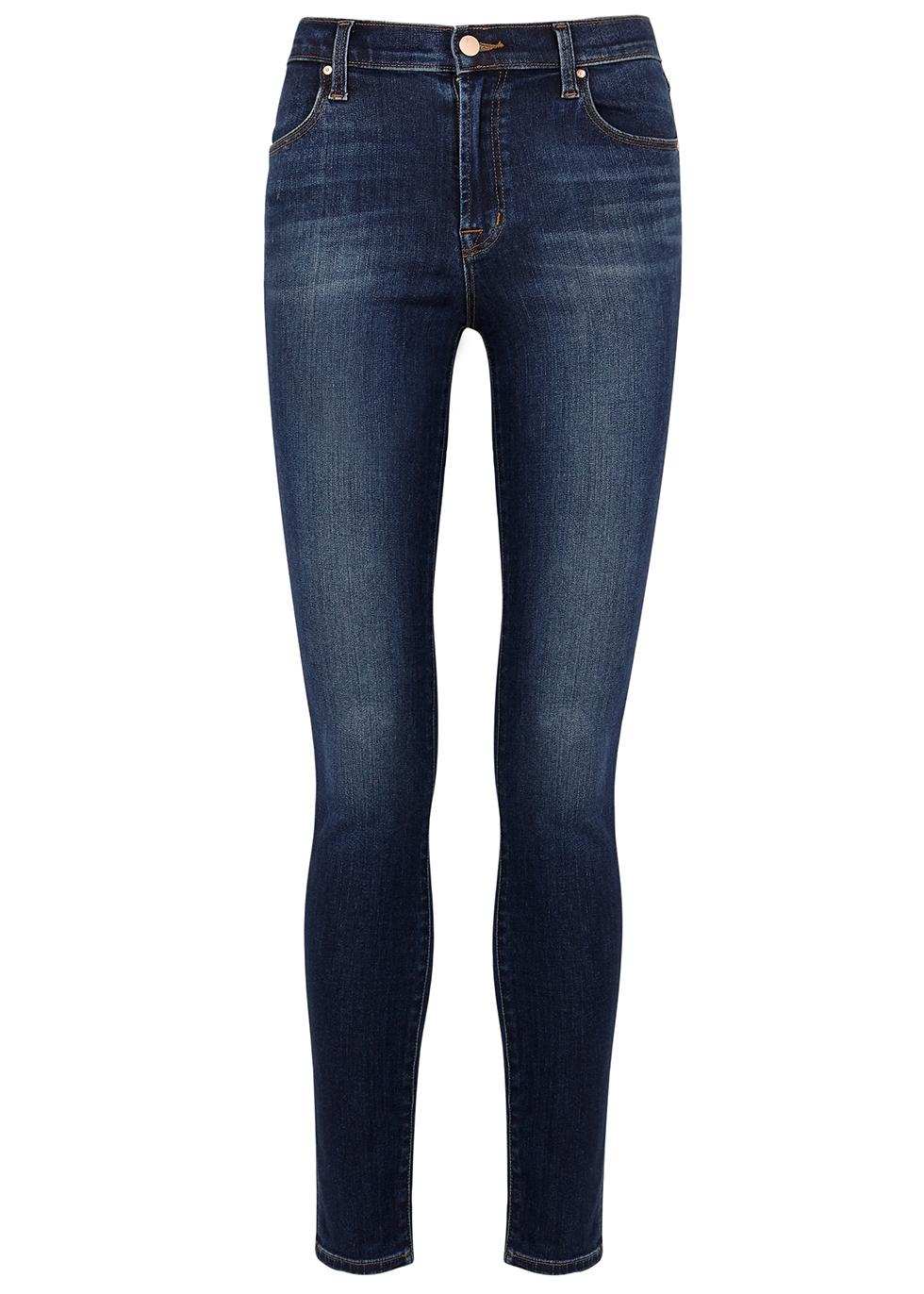Maria blue denim jeans