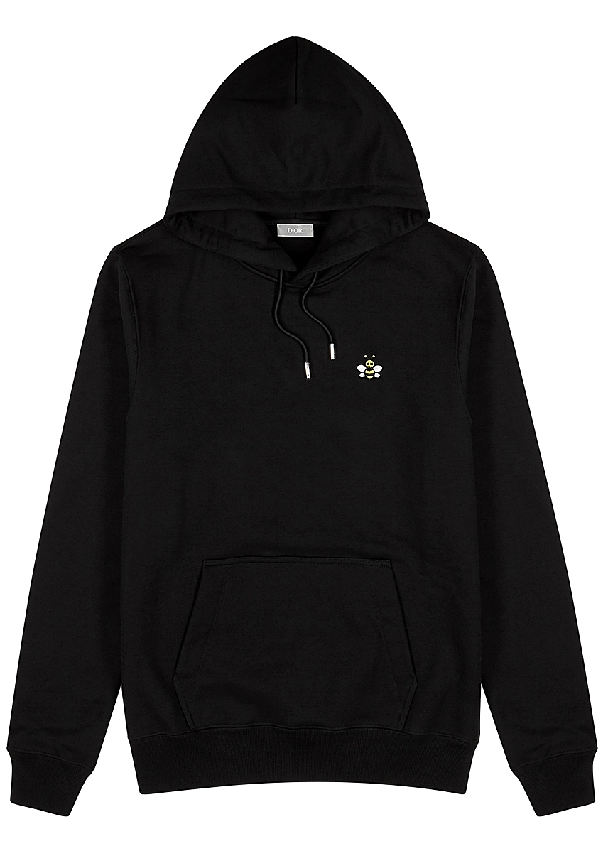 c8470a961 Dior Homme. Printed hooded cotton sweatshirt. £1,100.00 · X KAWS hooded  cotton sweatshirt ...