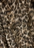 Suraya leopard-print silk blouse - Zimmermann