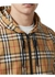 Vintage check lightweight hooded jacket - Burberry