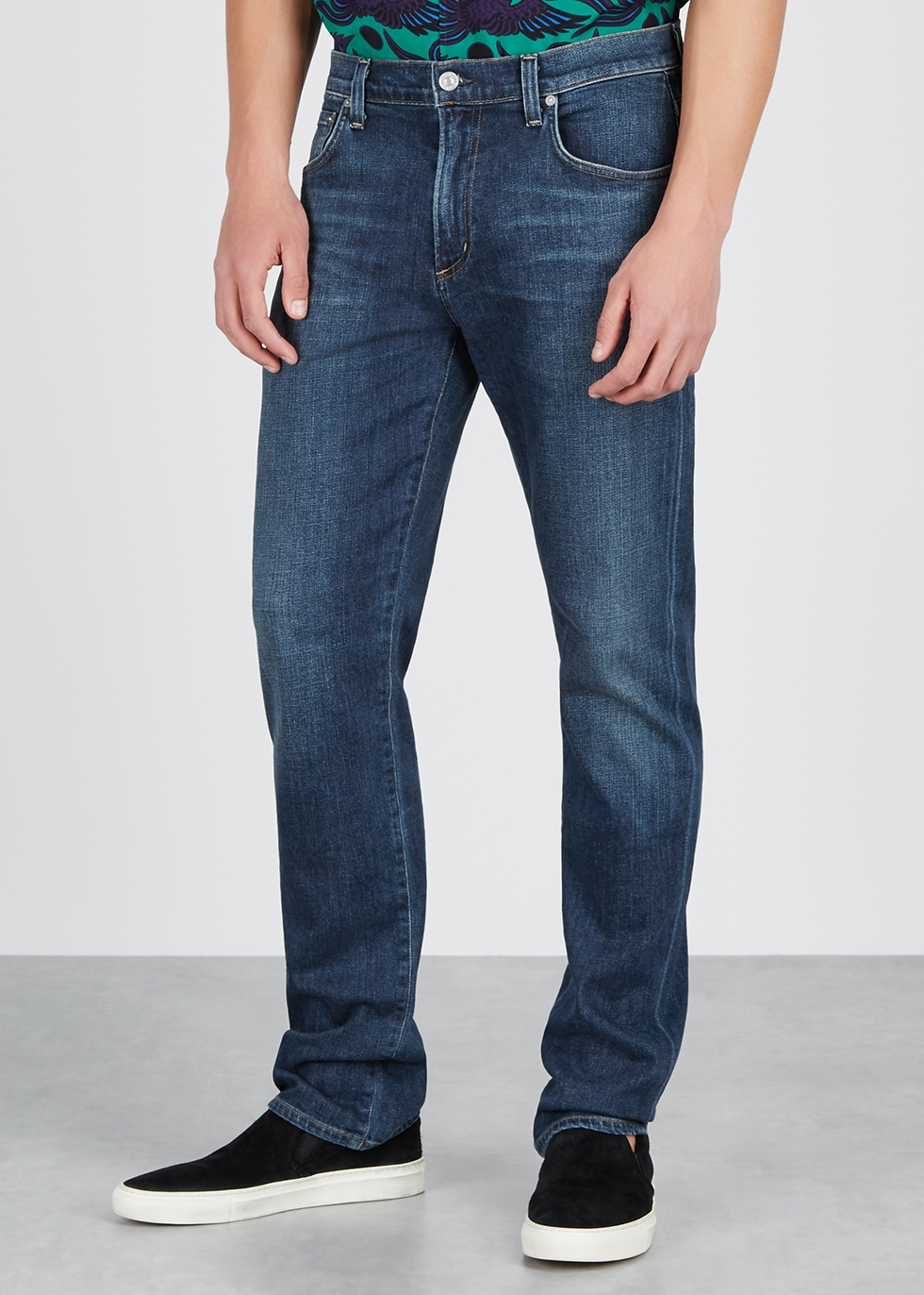 Gage straight-leg jeans - Citizens of Humanity
