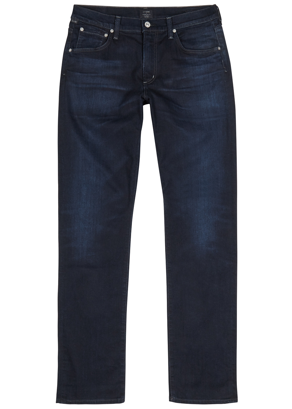 Gage dark blue straight-leg jeans - Citizens of Humanity