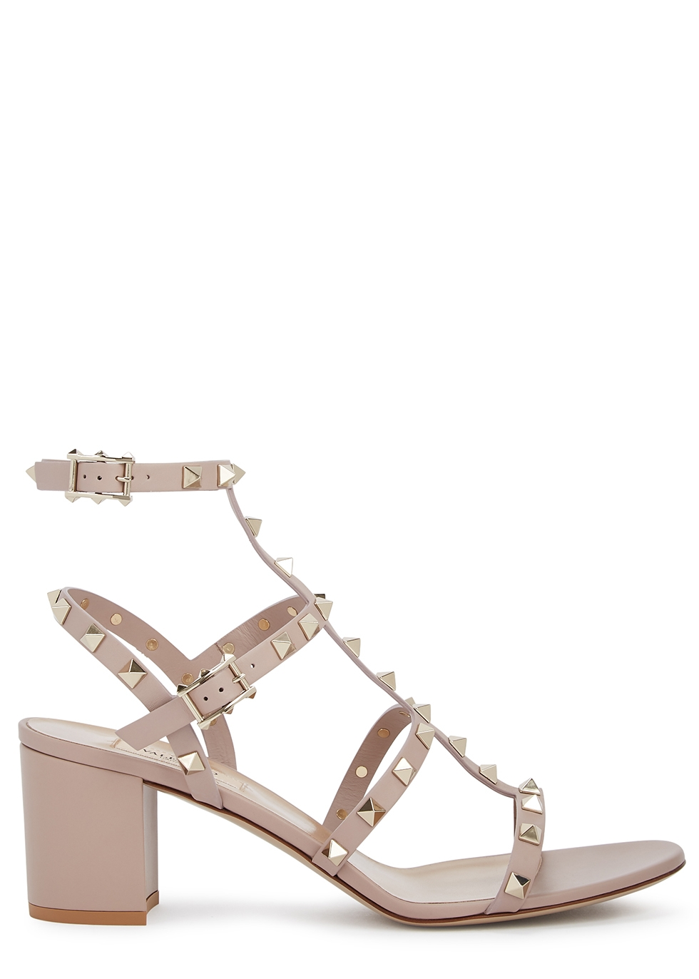 Designer Mid-Heel Sandals - Harvey Nichols