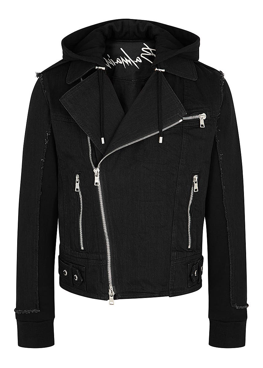 b071615fa Men's Designer Biker Jackets - Biker Jackets For Men - Harvey Nichols