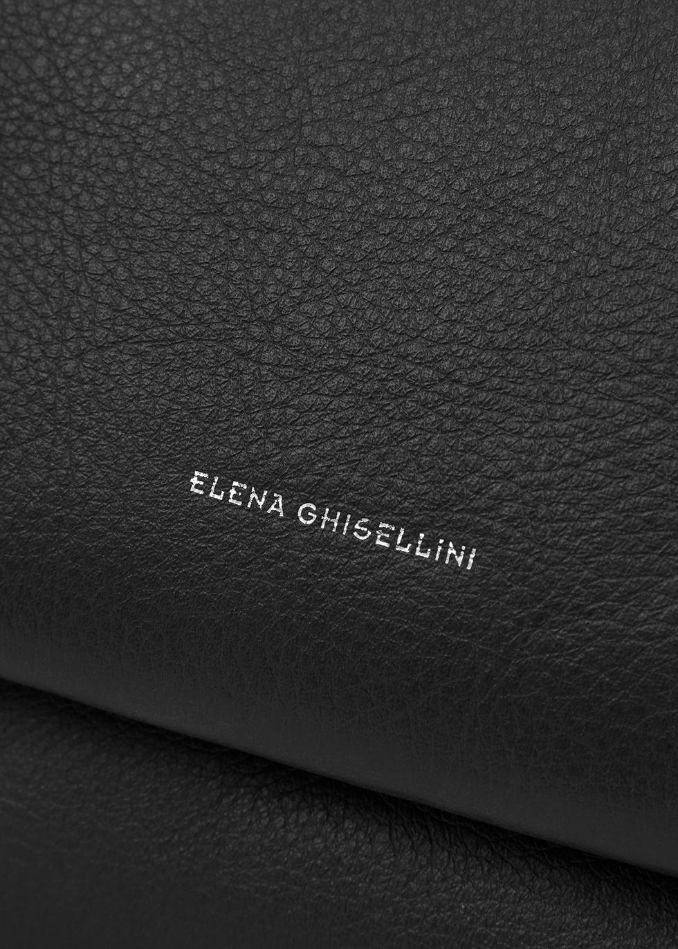 Bunny Touch leather clutch - Elena Ghisellini