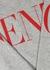 Grey logo cotton-blend sweatshirt - Valentino