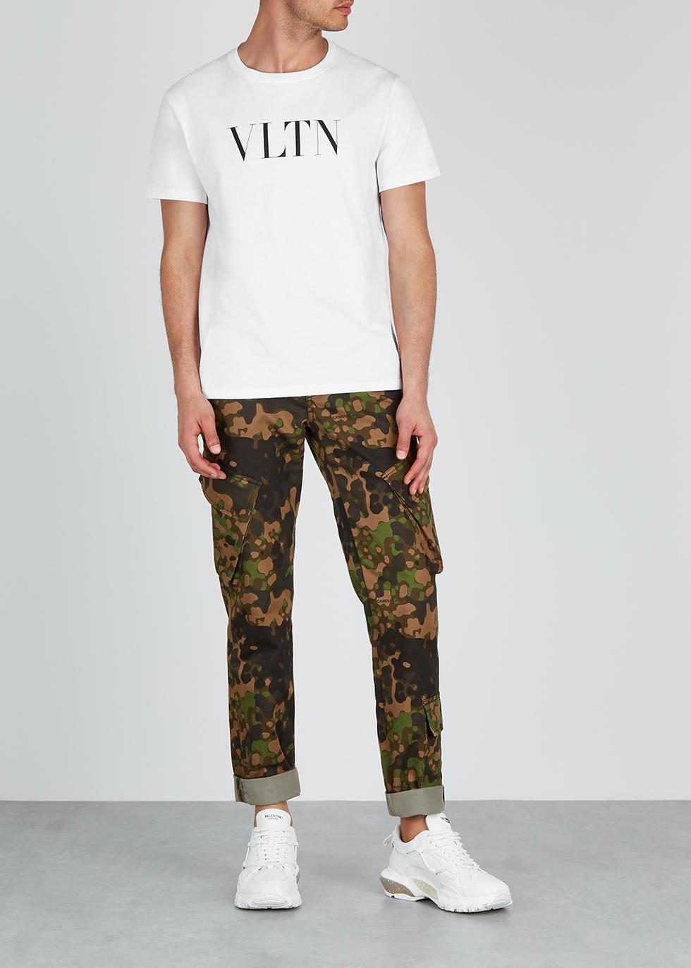 White cotton T-shirt - Valentino
