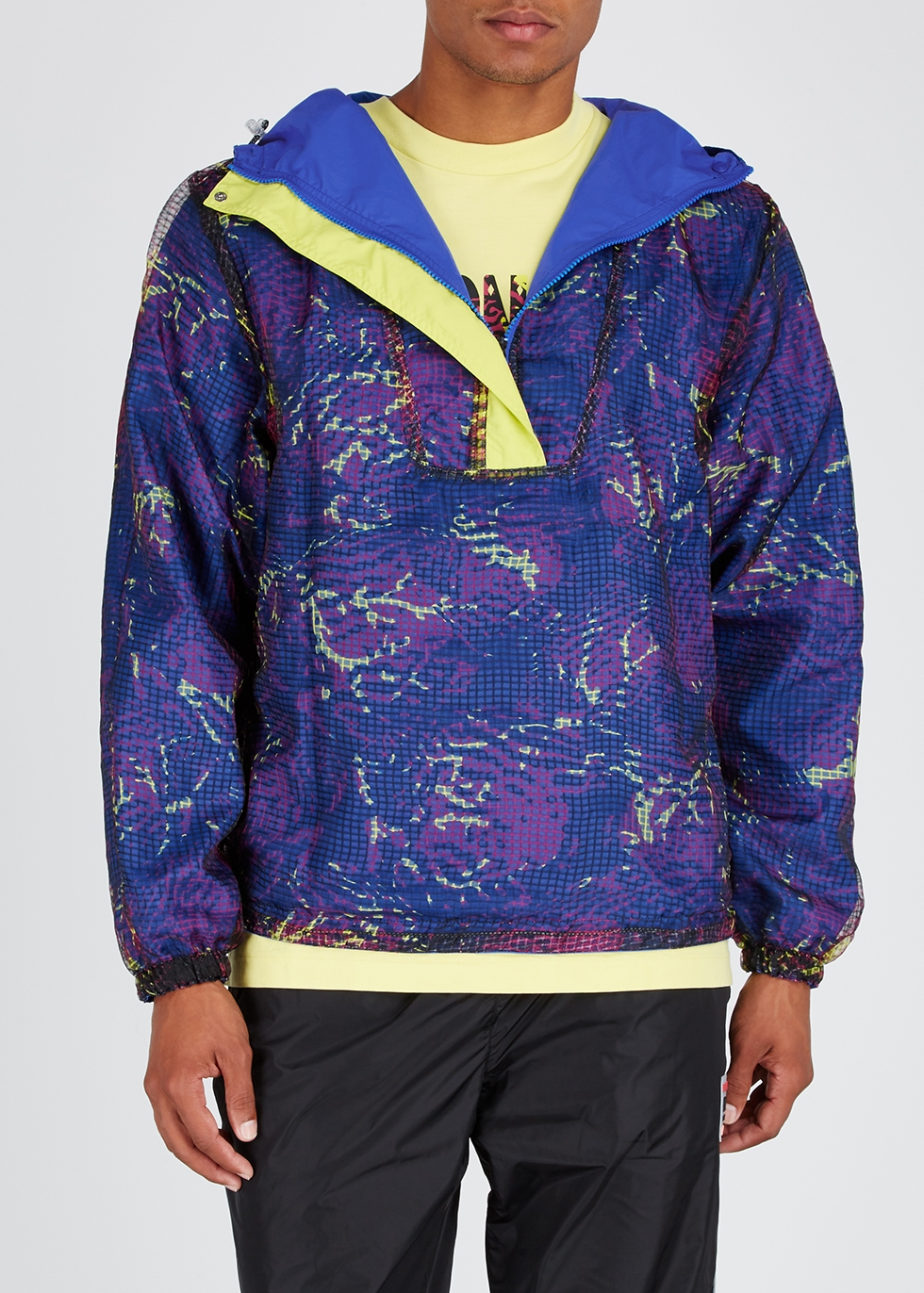 Blue shell reversible jacket - Billionaire Boys Club