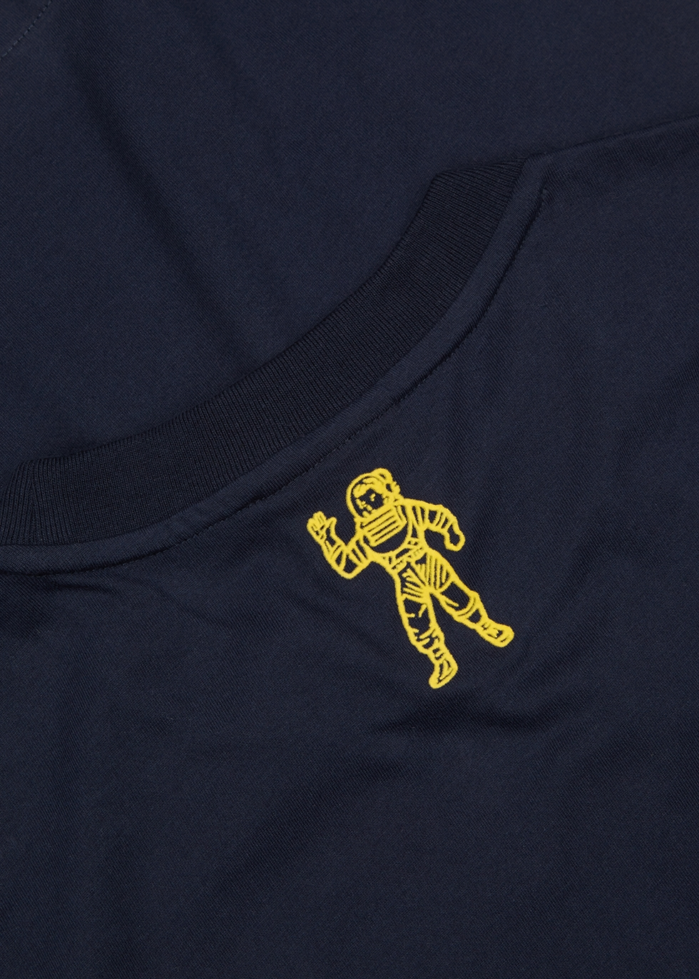 Navy cotton-jersey T-shirt - Billionaire Boys Club